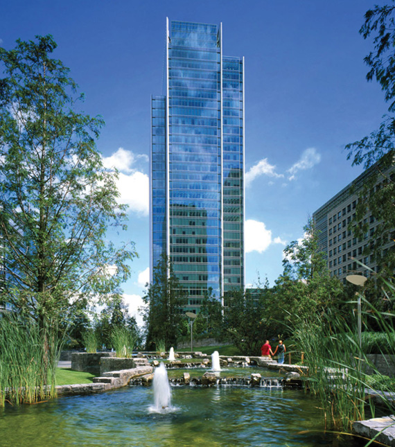Clifford Chance Headquarters, Canary Wharf