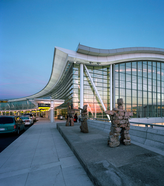Toronto Pearson International Airport New Terminal Development