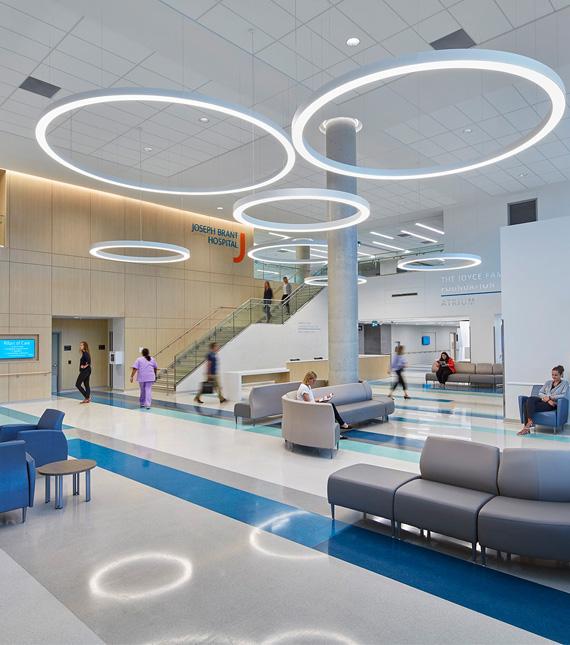 Joseph Brant Memorial Hospital Expansion and Renovation