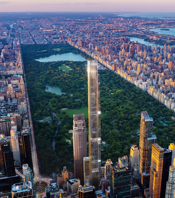 Central Park Tower | 217 West 57th Street